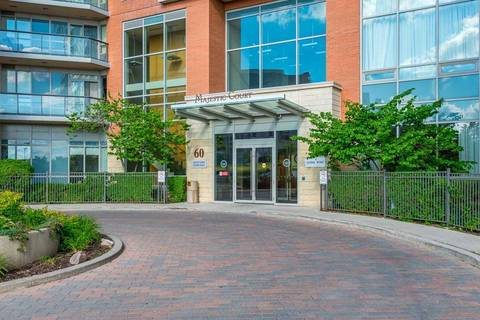 Condo for sale at 60 South Town Centre Blvd Unit 1117 Markham Ontario - MLS: N4565994
