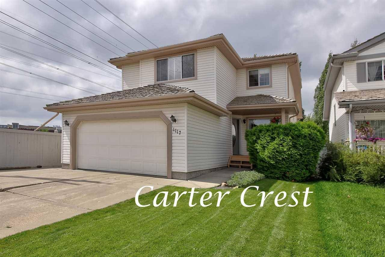 House for sale at 1117 Carter Crest Rd Nw Edmonton Alberta - MLS: E4168385