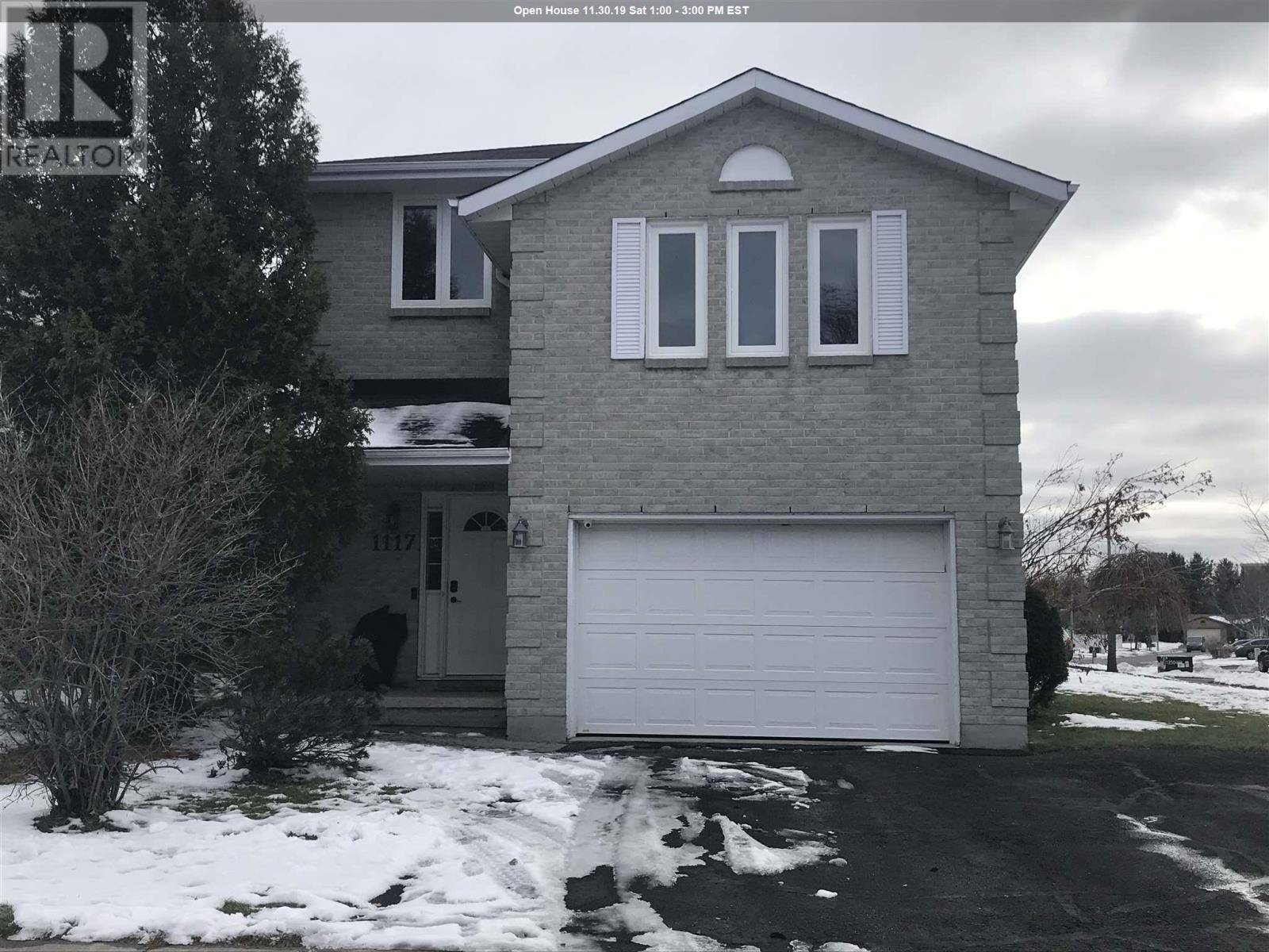 House for sale at 1117 Wintergreen Cres Kingston Ontario - MLS: K19007296