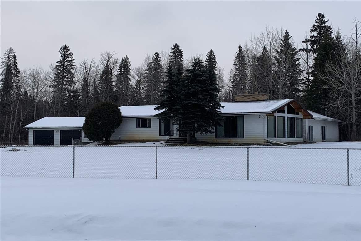 House for sale at 11175 Spruce Valley Rd Rural Parkland County Alberta - MLS: E4211207