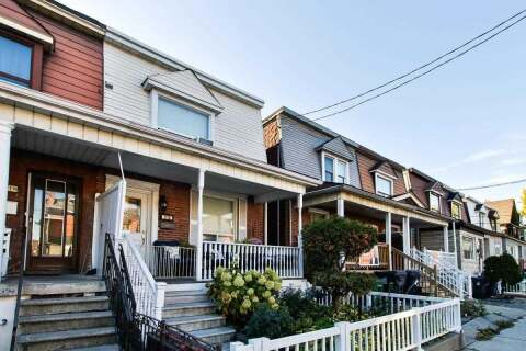 Townhouse for sale at 1118 Dufferin St Toronto Ontario - MLS: W4810573