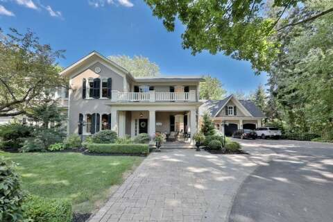 House for sale at 1118 Lakeshore Rd Oakville Ontario - MLS: W4846602