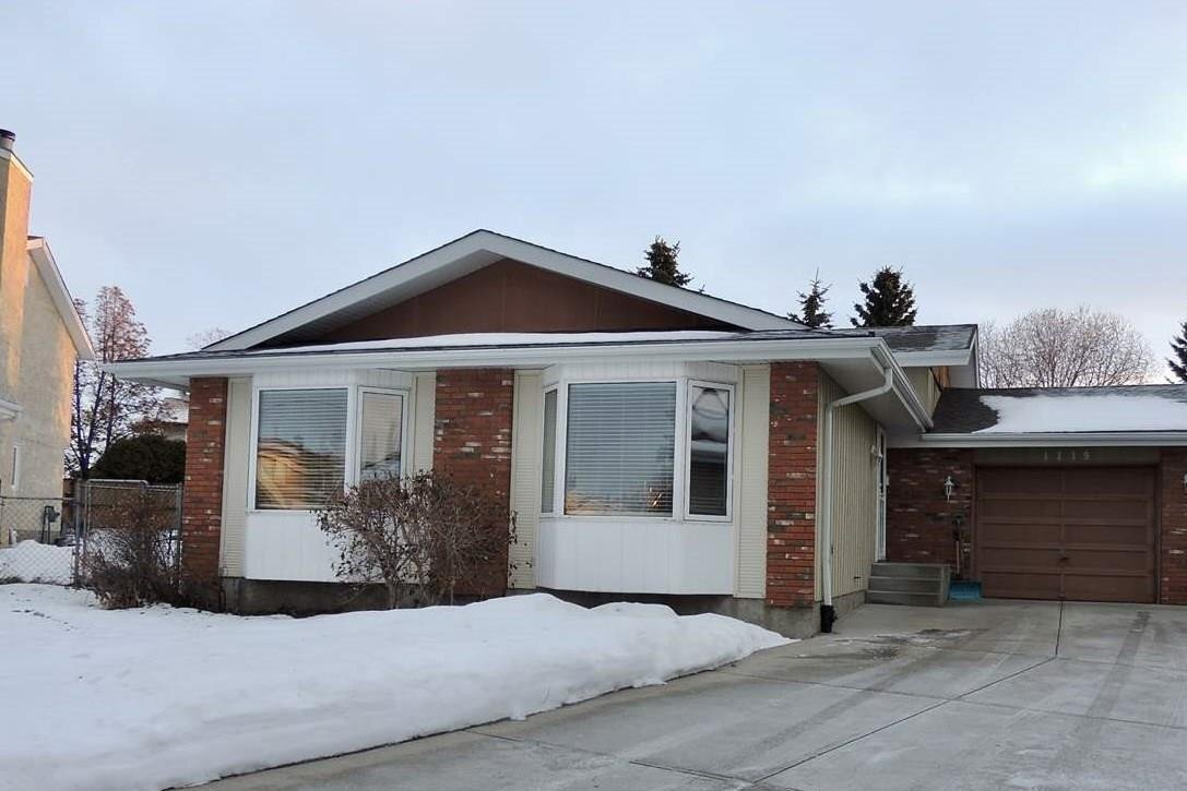 House for sale at 1119 36 St NW Edmonton Alberta - MLS: E4223016