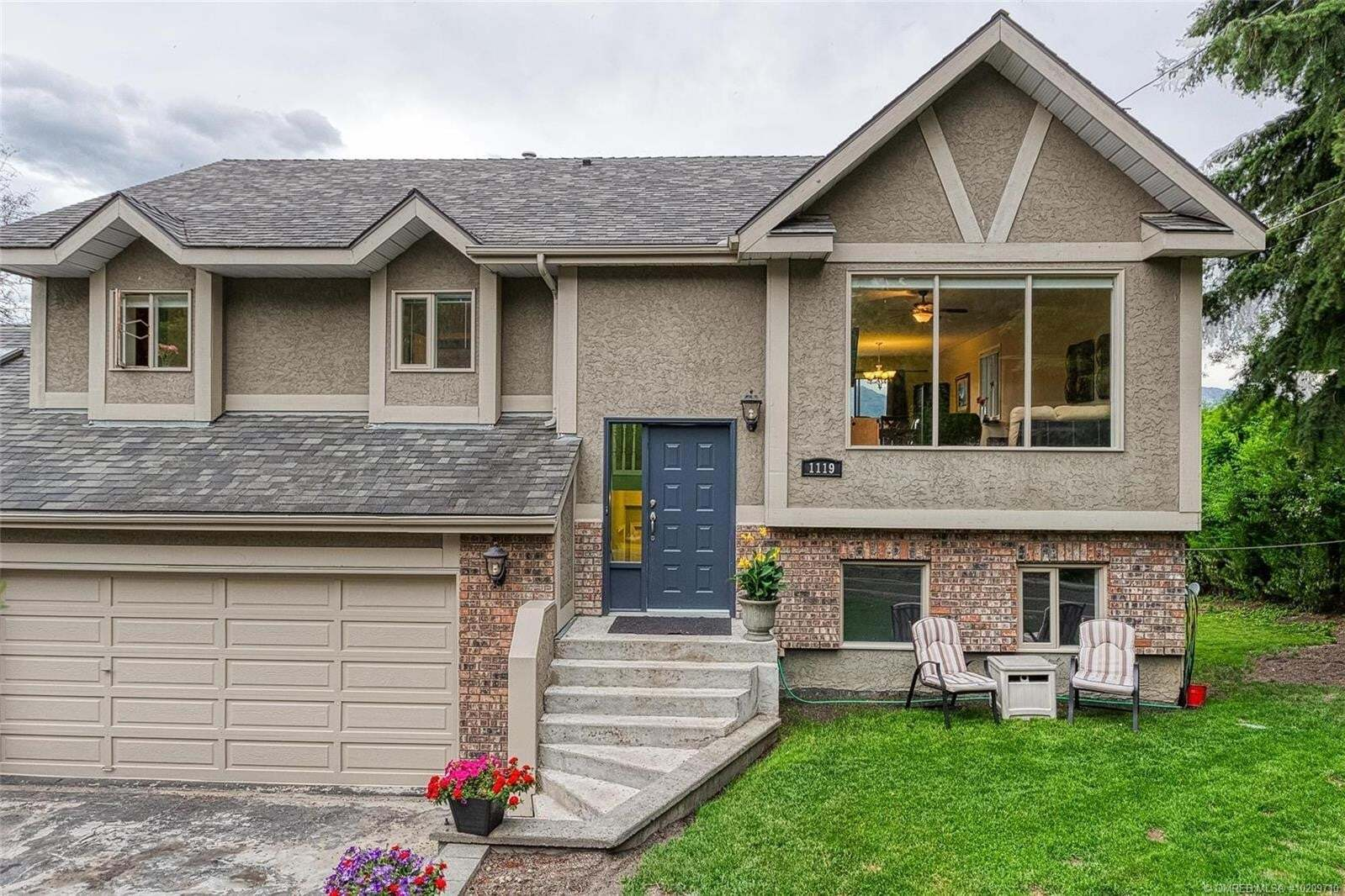 House for sale at 1119 Gregory Rd West Kelowna British Columbia - MLS: 10209710
