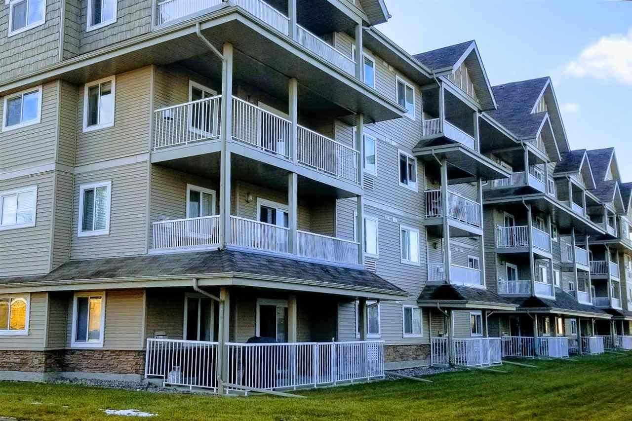 Condo for sale at 6 Spruce Ridge Dr Unit 111b Spruce Grove Alberta - MLS: E4183868