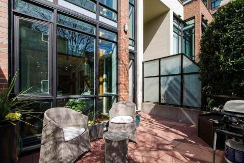 Condo for sale at 10 Renaissance Sq Unit 112 New Westminster British Columbia - MLS: R2466627