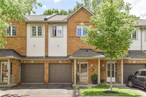 Townhouse for sale at 100 Beddoe Dr Unit 112 Hamilton Ontario - MLS: H4056090