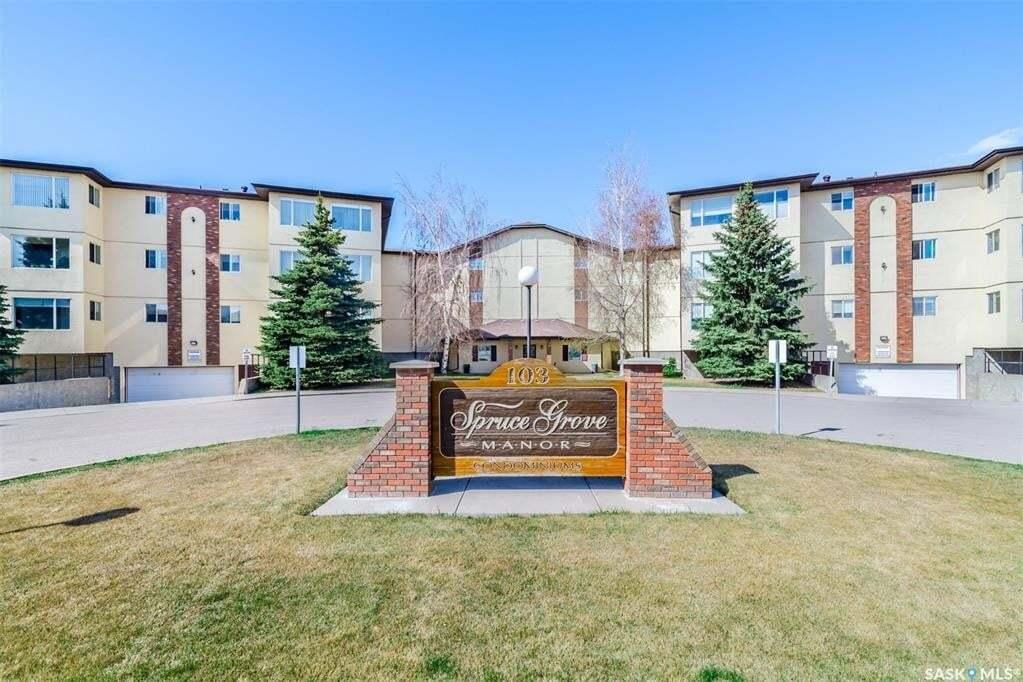 Condo for sale at 103 Keevil Cres Unit 112 Saskatoon Saskatchewan - MLS: SK813281