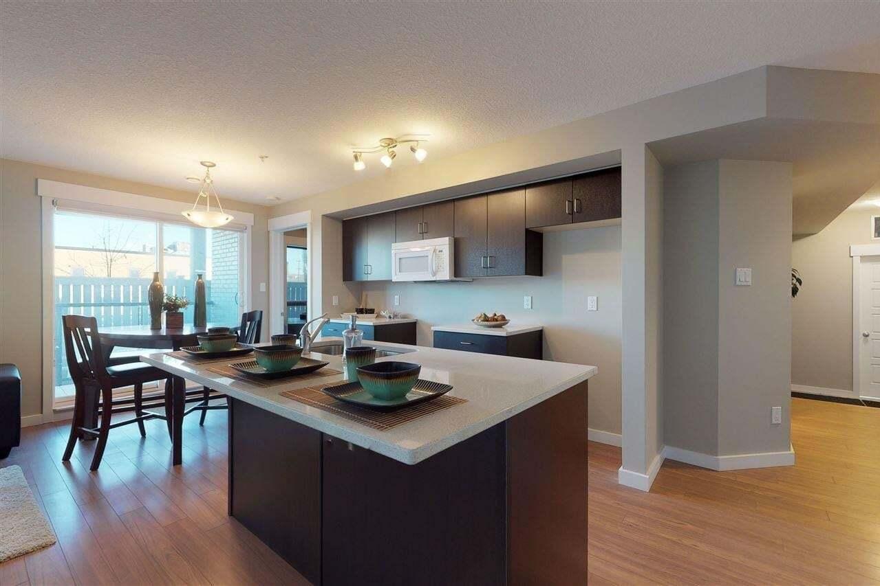 Condo for sale at 10518 113 St NW Unit 112 Edmonton Alberta - MLS: E4201952