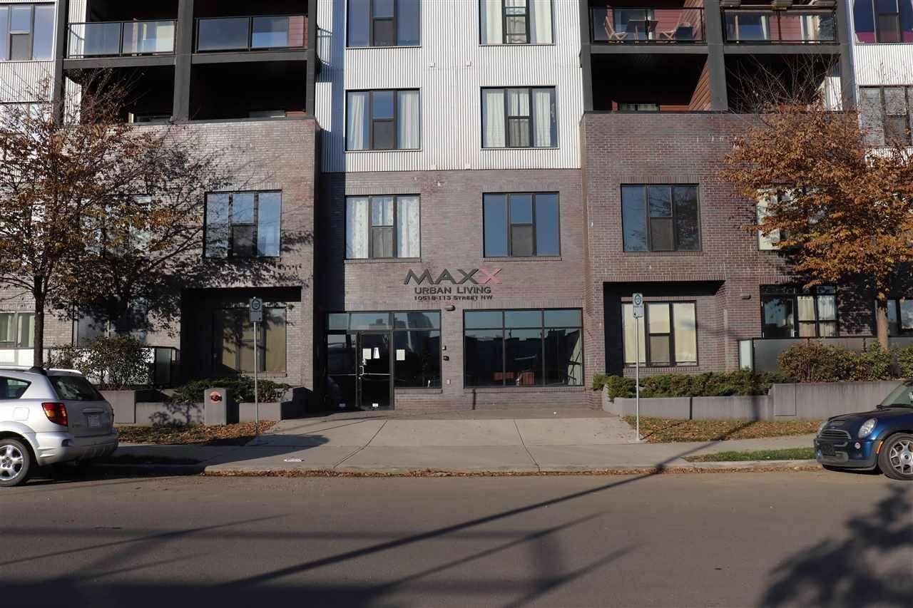 Condo for sale at 10518 113 St Nw Unit 112 Edmonton Alberta - MLS: E4187869