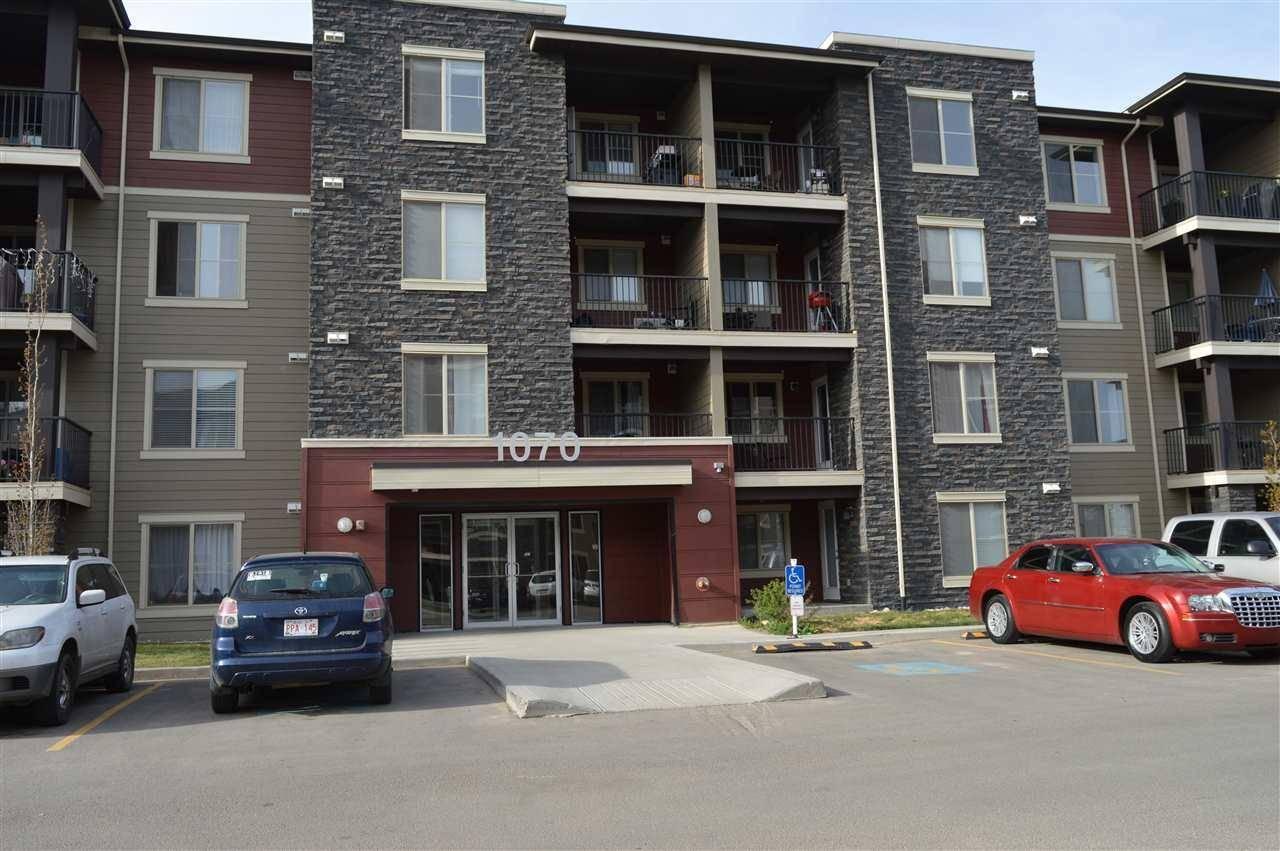 Condo for sale at 1070 Mcconachie Blvd Nw Unit 112 Edmonton Alberta - MLS: E4156991
