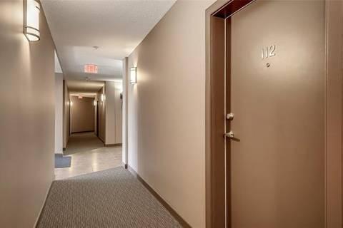 Condo for sale at 108 Country Village Circ Northeast Unit 112 Calgary Alberta - MLS: C4236513