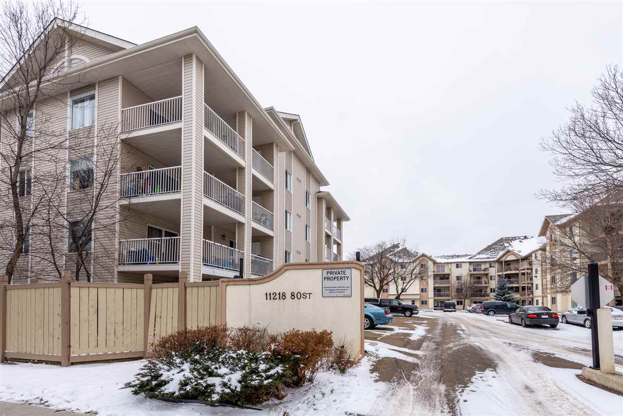 Buliding: 11218 80 Street, Edmonton, AB