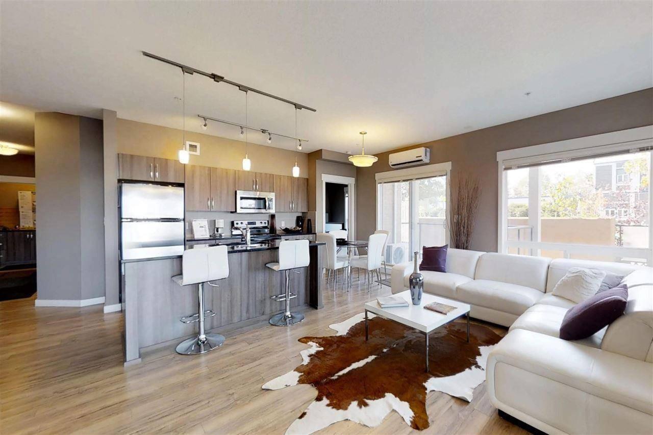 Condo for sale at 11425 105 Ave Nw Unit 112 Edmonton Alberta - MLS: E4171723