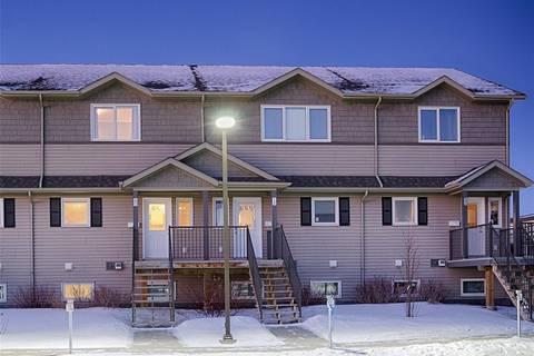 Townhouse for sale at 115 Dalgleish Li Unit 112 Saskatoon Saskatchewan - MLS: SK804343