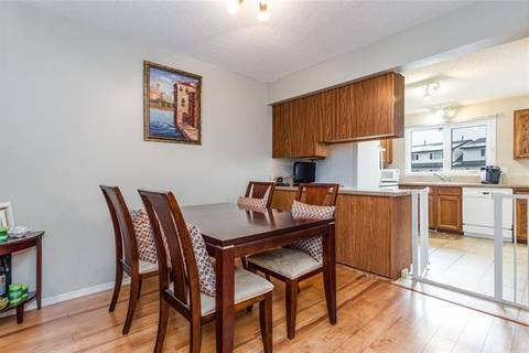 Townhouse for sale at 1190 Ranchview Rd Northwest Unit 112 Calgary Alberta - MLS: C4282552