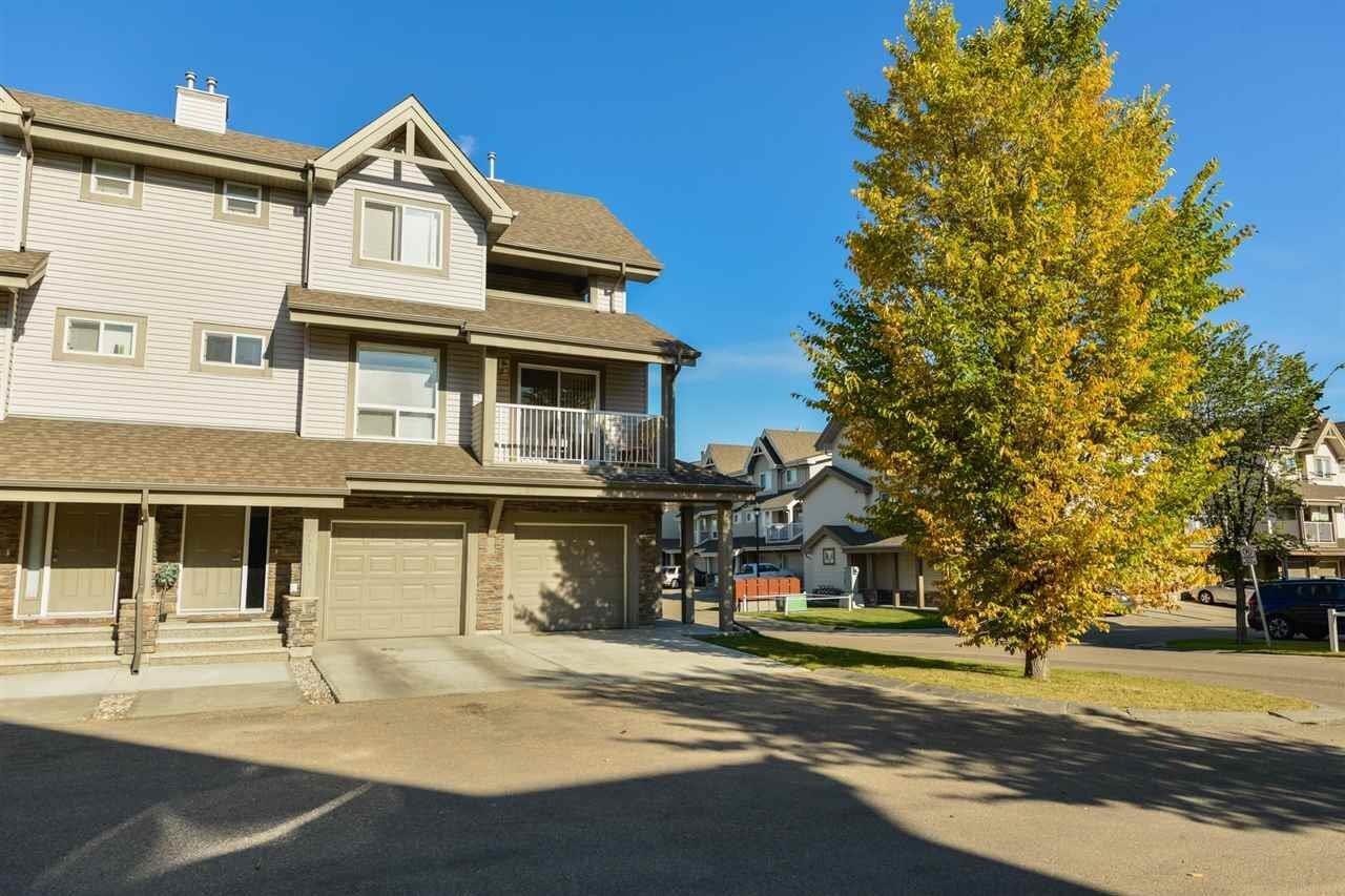 Townhouse for sale at 12050 17 Av SW Unit 112 Edmonton Alberta - MLS: E4216294