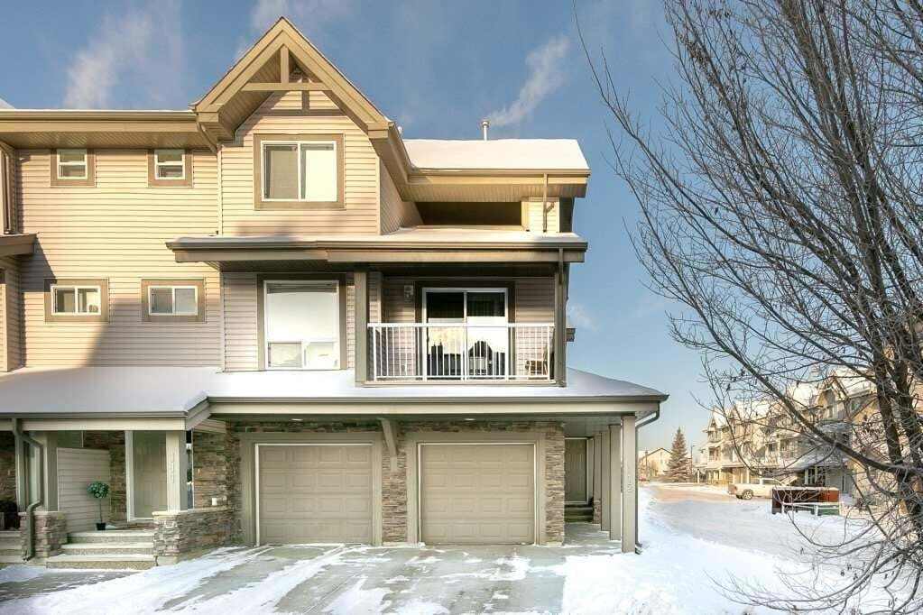 Townhouse for sale at 12050 17 Av SW Unit 112 Edmonton Alberta - MLS: E4195421