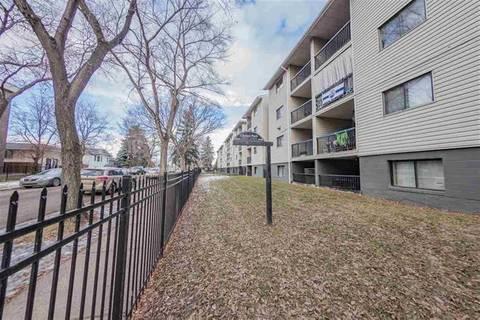 Condo for sale at 12915 65 St Nw Unit 112 Edmonton Alberta - MLS: E4139202
