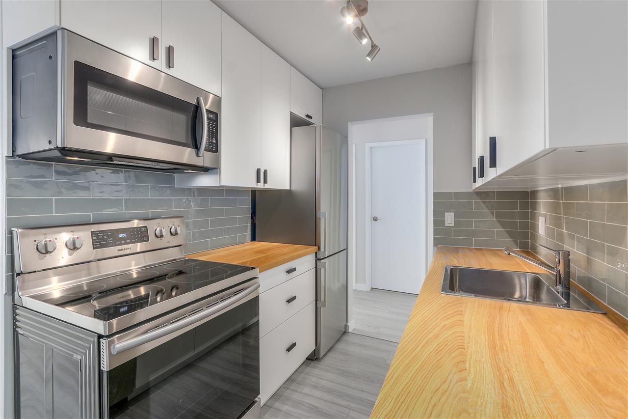 Sold: 112 - 155 East 5th Street, North Vancouver, BC