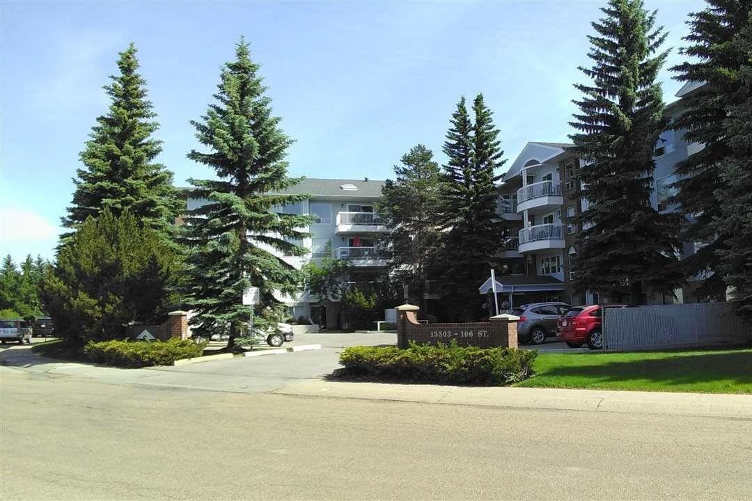 Condo for sale at 15503 106 St NW Unit 112 Edmonton Alberta - MLS: E4207125