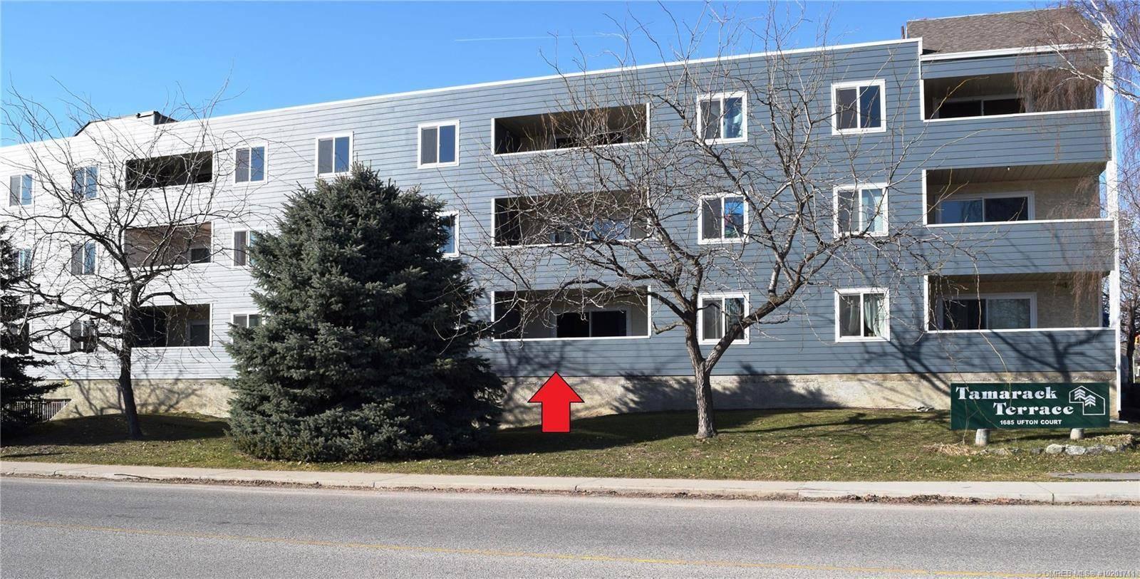 Condo for sale at 1685 Ufton Ct Unit 112 Kelowna British Columbia - MLS: 10201711