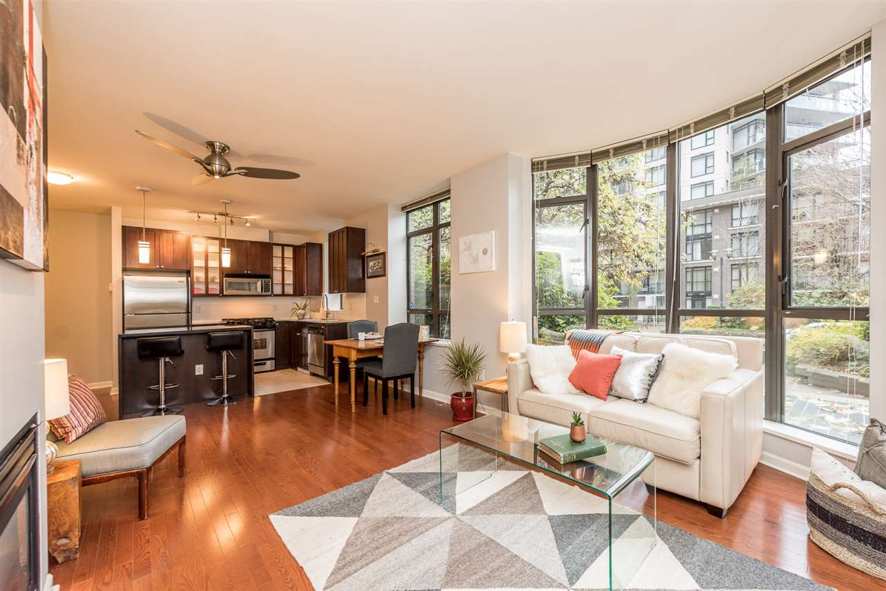 Sold: 112 - 170 W 1st Street, North Vancouver, BC
