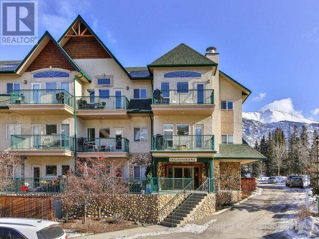 Condo for sale at 176 Kananaskis Wy Unit 112 Canmore Alberta - MLS: 51888
