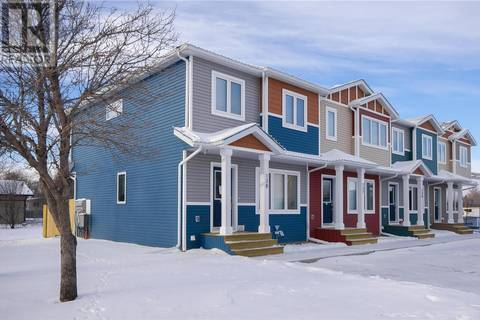 Townhouse for sale at 1920 7th Ave E Unit 112 Regina Saskatchewan - MLS: SK799733