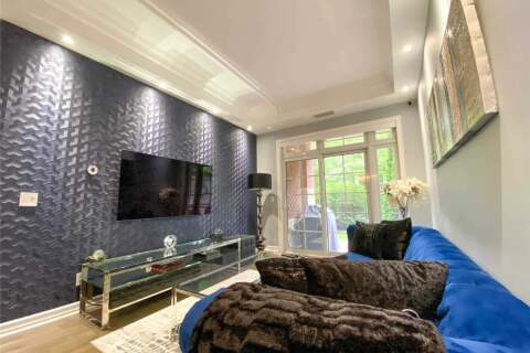 Home for rent at 20 Burkebrook Pl Unit 112 Toronto Ontario - MLS: C4809592