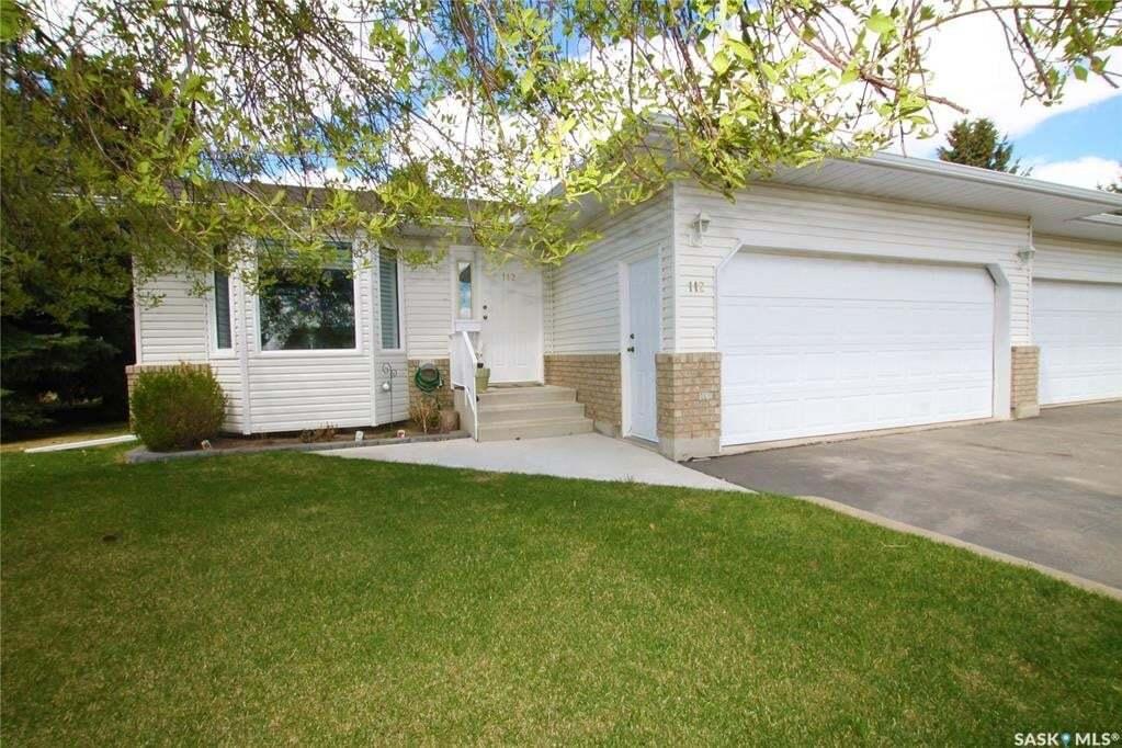 House for sale at 202 Lister Kaye Cres Unit 112 Swift Current Saskatchewan - MLS: SK808165