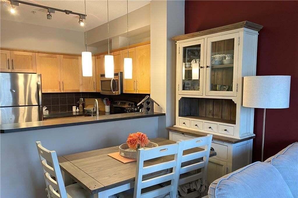 Condo for sale at 205 Sunset Dr Unit 112 Sunset Ridge, Cochrane Alberta - MLS: C4296673