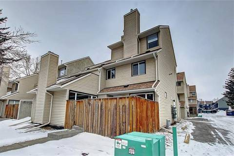 Townhouse for sale at 25 Glamis Green Southwest Unit 112 Calgary Alberta - MLS: C4291705