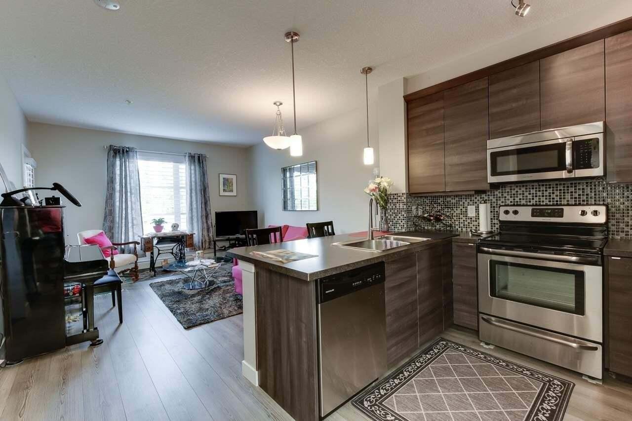 Condo for sale at 2588 Anderson Wy SW Unit 112 Edmonton Alberta - MLS: E4204972
