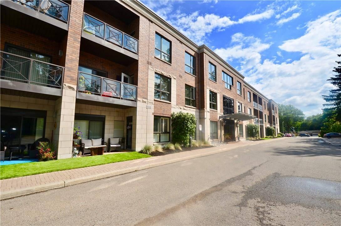 Condo for sale at 2799 St. Paul Ave Unit 112 Niagara Falls Ontario - MLS: H4060878