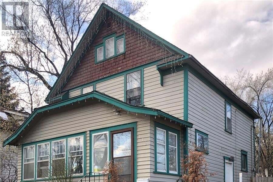 House for sale at 112 28th St W Saskatoon Saskatchewan - MLS: SK819124