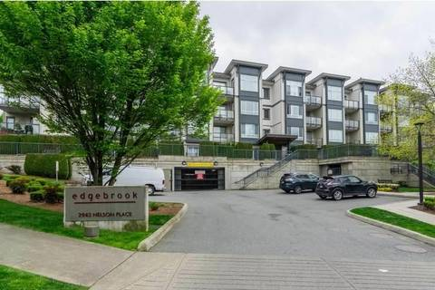 Condo for sale at 2943 Nelson Pl Unit 112 Abbotsford British Columbia - MLS: R2436416
