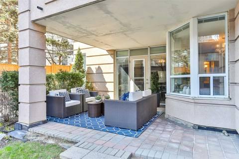 Condo for sale at 300 Balliol St Unit 112 Toronto Ontario - MLS: C4736798