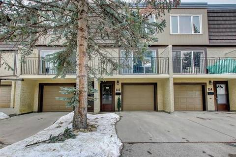 Townhouse for sale at 3130 66 Ave Southwest Unit 112 Calgary Alberta - MLS: C4283453