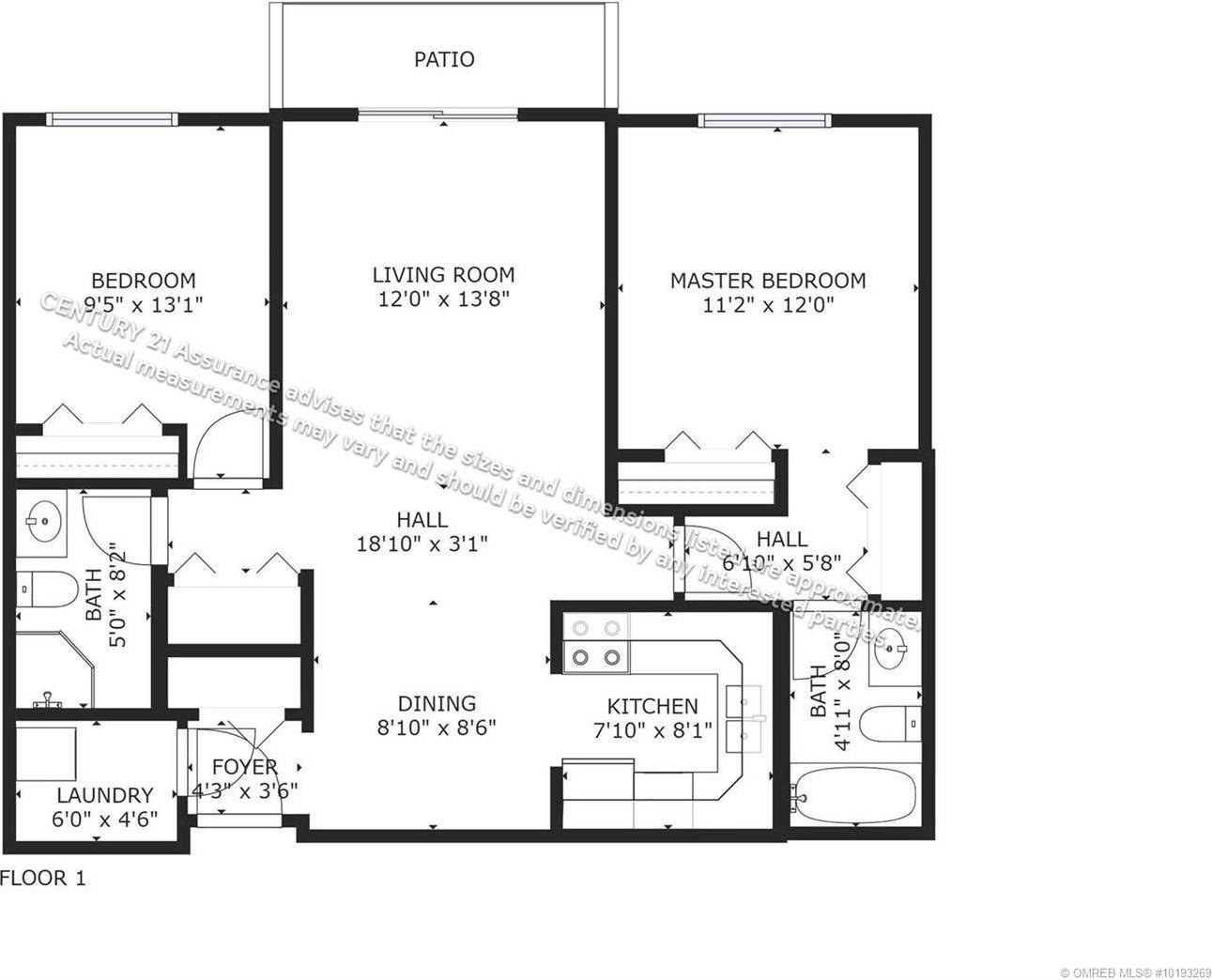Condo for sale at 3155 De Montreuil Ct Unit 112 Kelowna British Columbia - MLS: 10193269