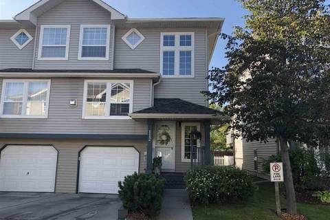 Townhouse for sale at 4415 Park Dr South Unit 112 Leduc Alberta - MLS: E4156052