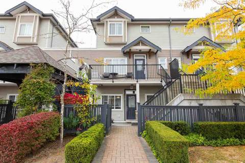 Townhouse for sale at 5211 Irmin St Unit 112 Burnaby British Columbia - MLS: R2375950
