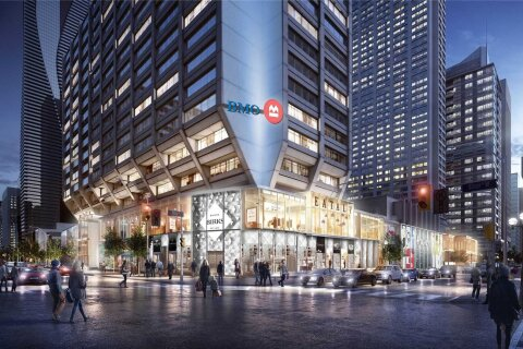 Commercial property for lease at 55 Bloor St Apartment 112 Toronto Ontario - MLS: C5003511