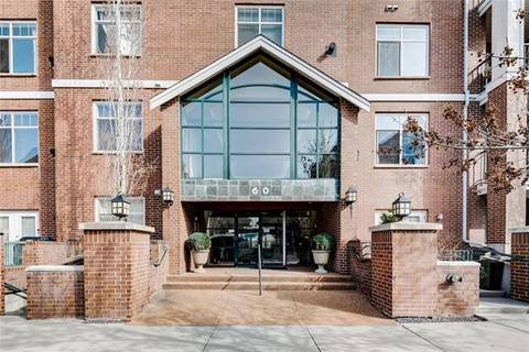 Condo for sale at 60 24 Ave Southwest Unit 112 Calgary Alberta - MLS: C4239339