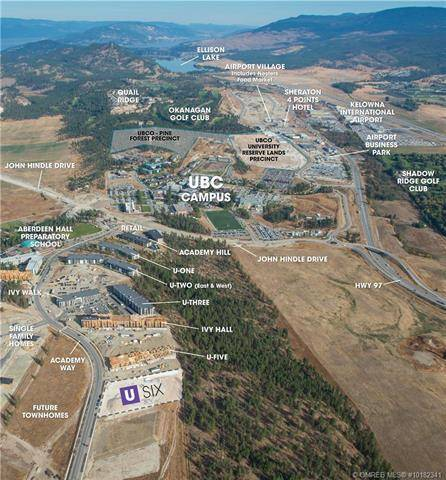 Condo for sale at 695 Academy Wy Unit 112 Kelowna British Columbia - MLS: 10182341