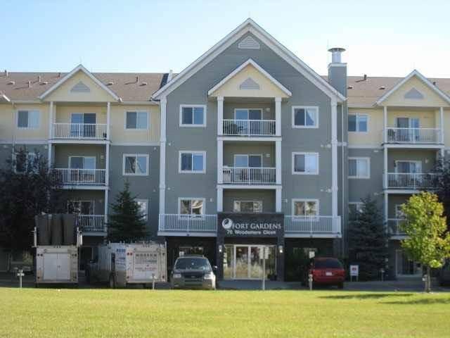 Condo for sale at 70 Woodsmere Cs Unit 112 Fort Saskatchewan Alberta - MLS: E4182249