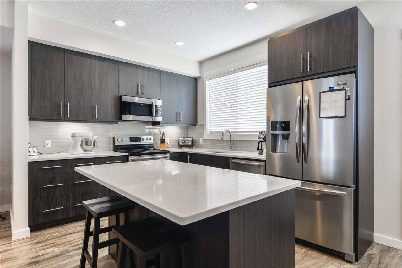 Townhouse for sale at 903 Crystallina Nera Wy Nw Unit 112 Edmonton Alberta - MLS: E4192493