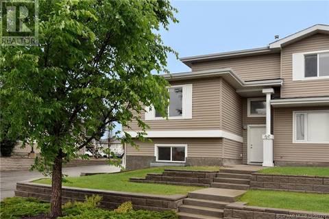 Townhouse for sale at 9105 91 Street St Unit 112 Grande Prairie Alberta - MLS: GP207272