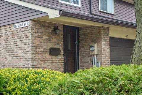 Condo for sale at 929 Burns St Unit 112 Whitby Ontario - MLS: E4468238