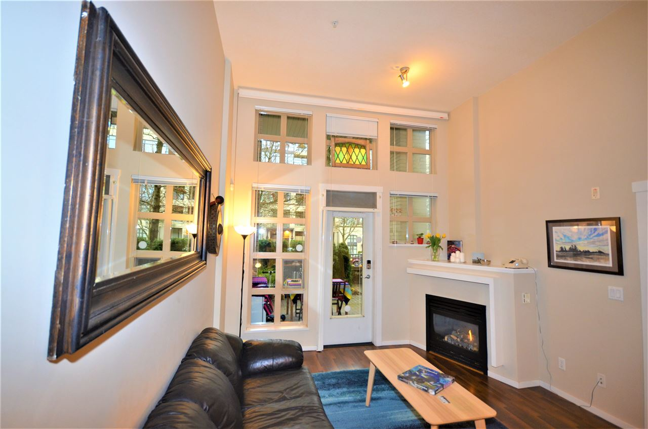 Sold: 112 - 9339 University Crescent, Burnaby, BC